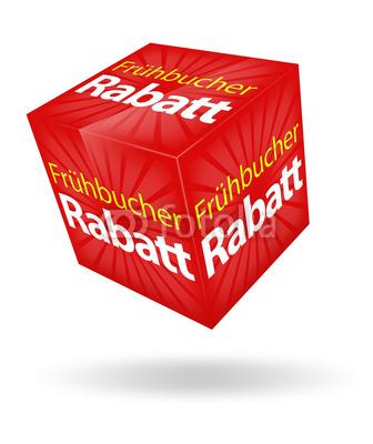 Frühbucher Rabatt
