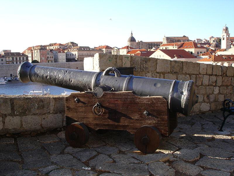 Dubrovnik Kanonen