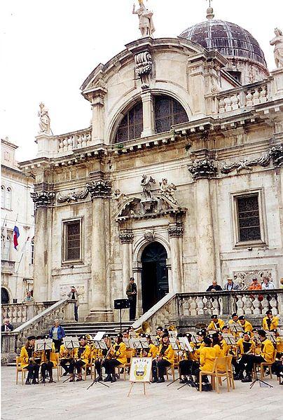 Dubrovnikconcert Sehenswürdigkeit