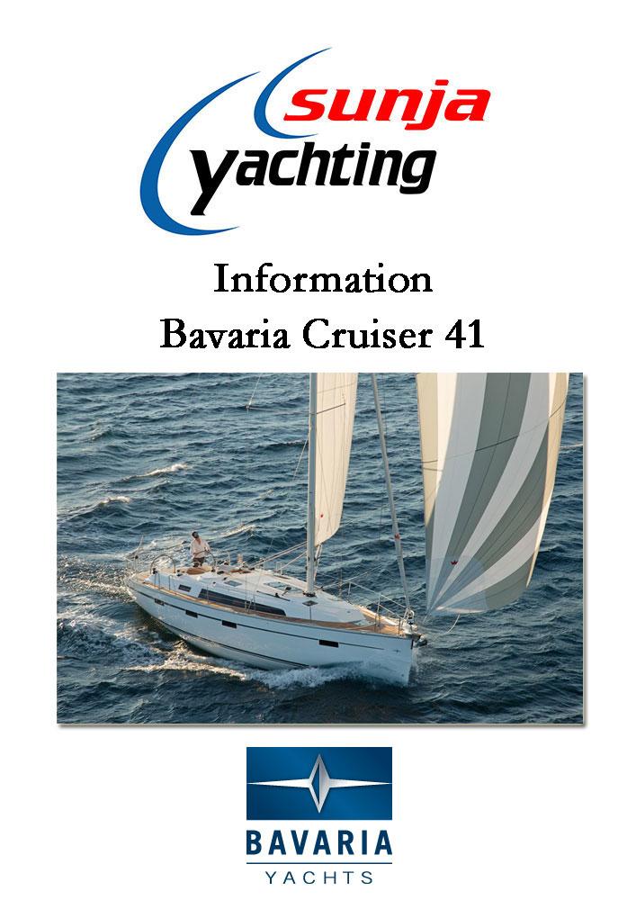 Bavaria Cruiser 41 Informationen