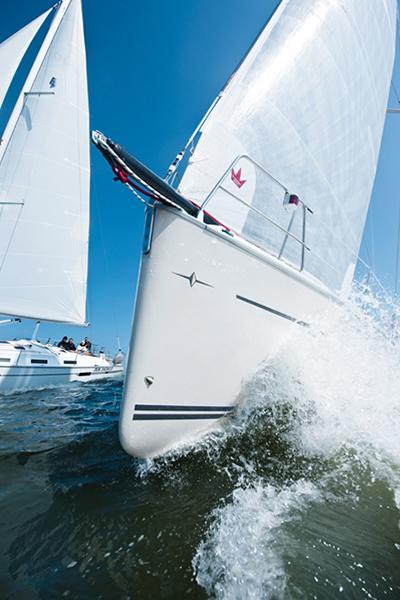 Mit der Bavaria Cruiser 41s segeln in Kroatien