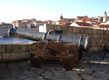 Burgkanone Dubrovnik