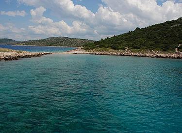 Insel Murter Kroatien