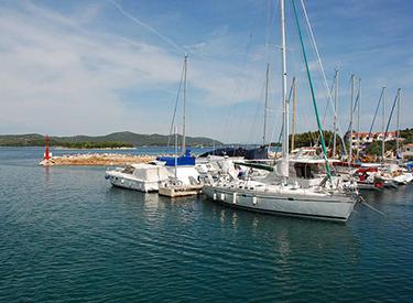 Murter Hafen