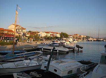 Yachthafen Murter