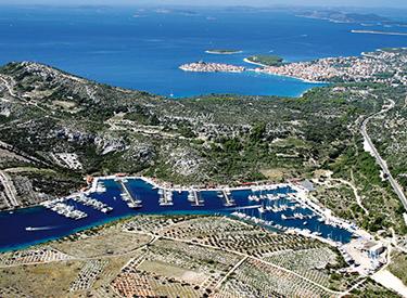 Yachtcharter Primosten Kroatien