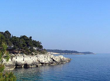 Küste Pula