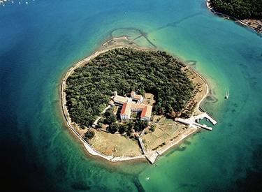 Punat Insel