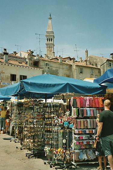 Rovinj Markt