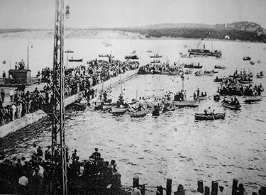 Alter Hafen Sibenik