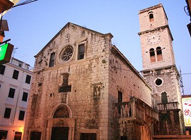 Kirche Sibenik