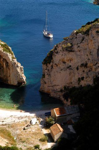 Das Meer in Kroatien