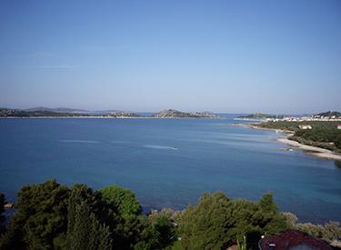 Küste vor Vodice