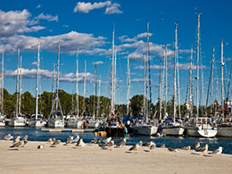 Yachtbasis Marina Funtana