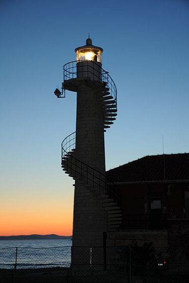 Leuchtturm Zadar