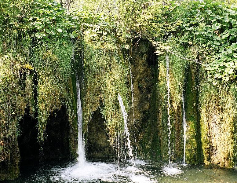Idillischer Plitvicer Seen
