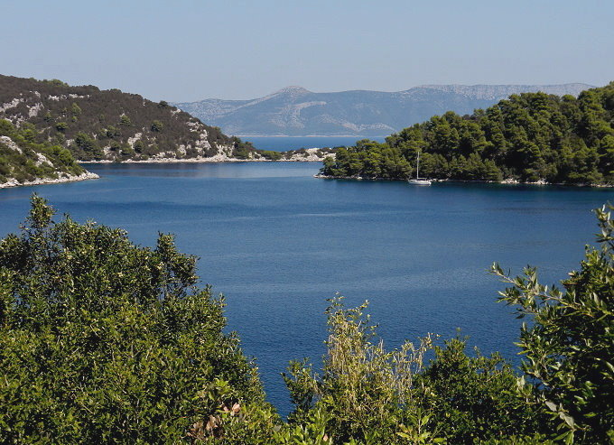 Nationalpark Mljet Kroatien