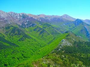 Nationalpark Paklenica Aussicht