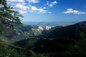 Nationalpark Paklencia schöne Aussicht