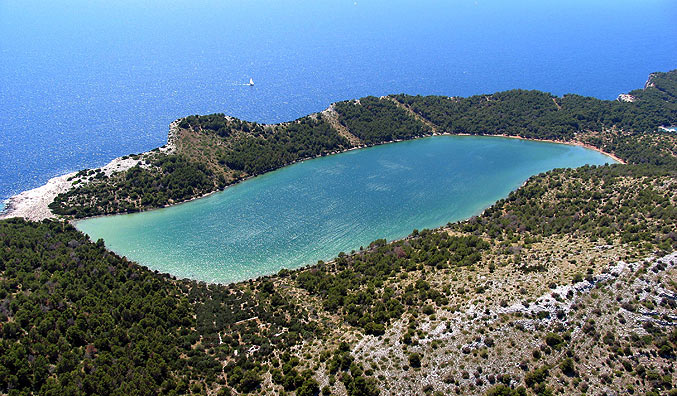 Naturpark Telascica Bucht