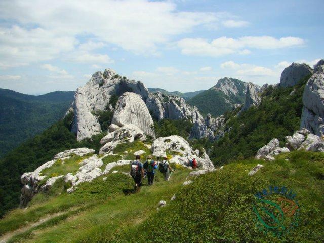 Naturpark Velebit Geographie