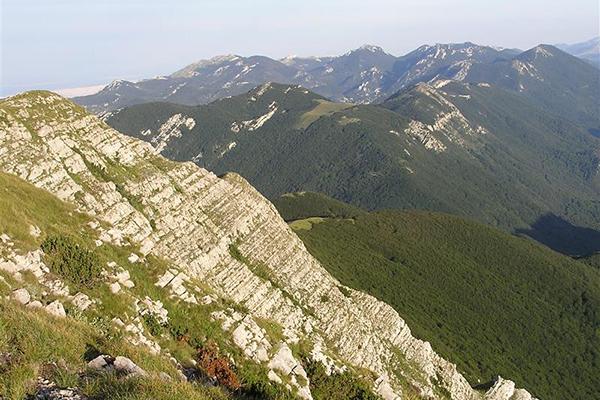 Bergwandern Kroatien