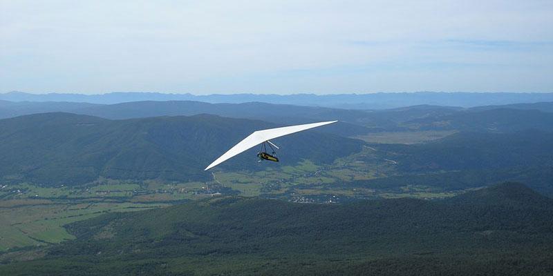Paragliding Kroatien