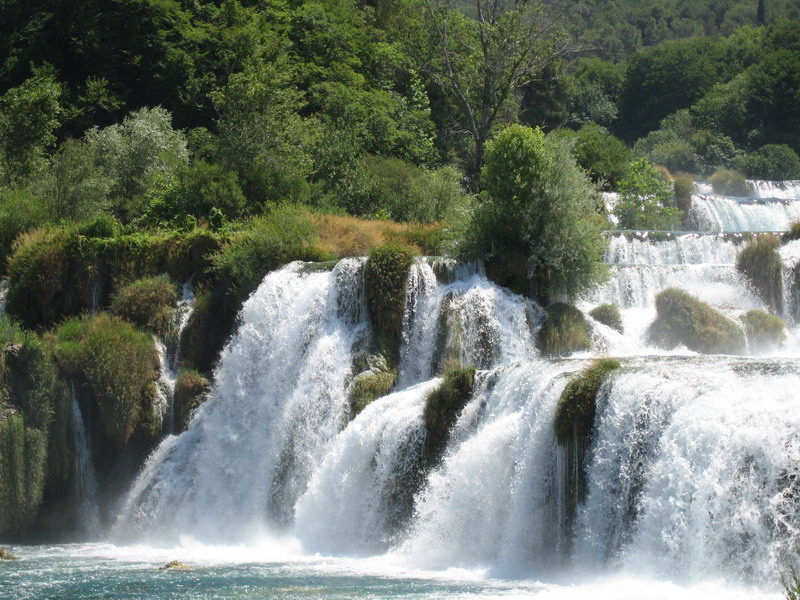 Nationalpark Krka Kroatien 2