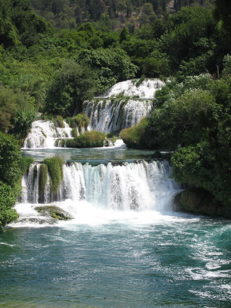 Nationalpark Krka Kroatien 3