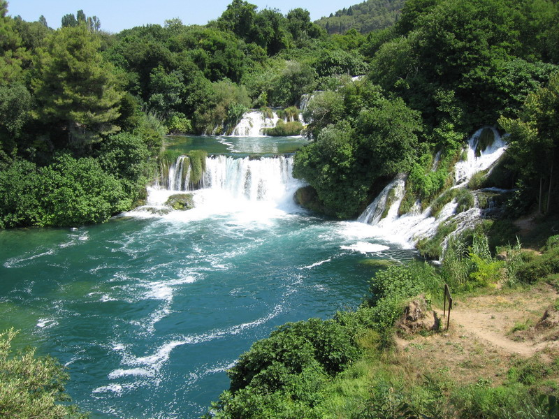 Nationalpark Krka Kroatien 4