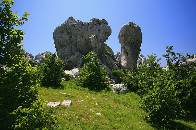 Nationalpark Paklenica 51