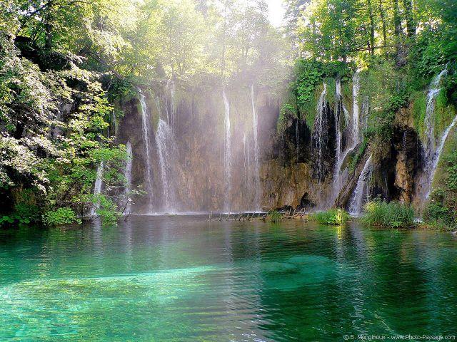 The Lakes as a national park kroatia