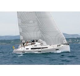 Bavaria Cruiser 41 Sport Kroatien