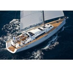 Beneteau Oceanis 58 Kroatien
