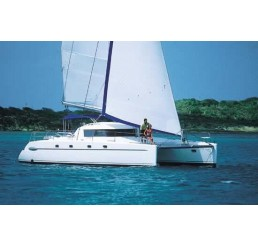 Fountaine Pajot Belize 43 Kroatien