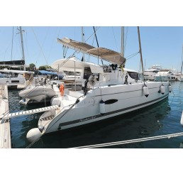 Fountaine Pajot Lipari 41 Lubi