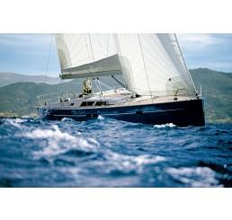 Hanse 540 Kroatien