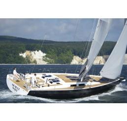 Hanse 575 Kroatien