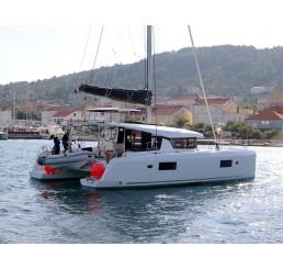 Lagoon 42 Kroatien