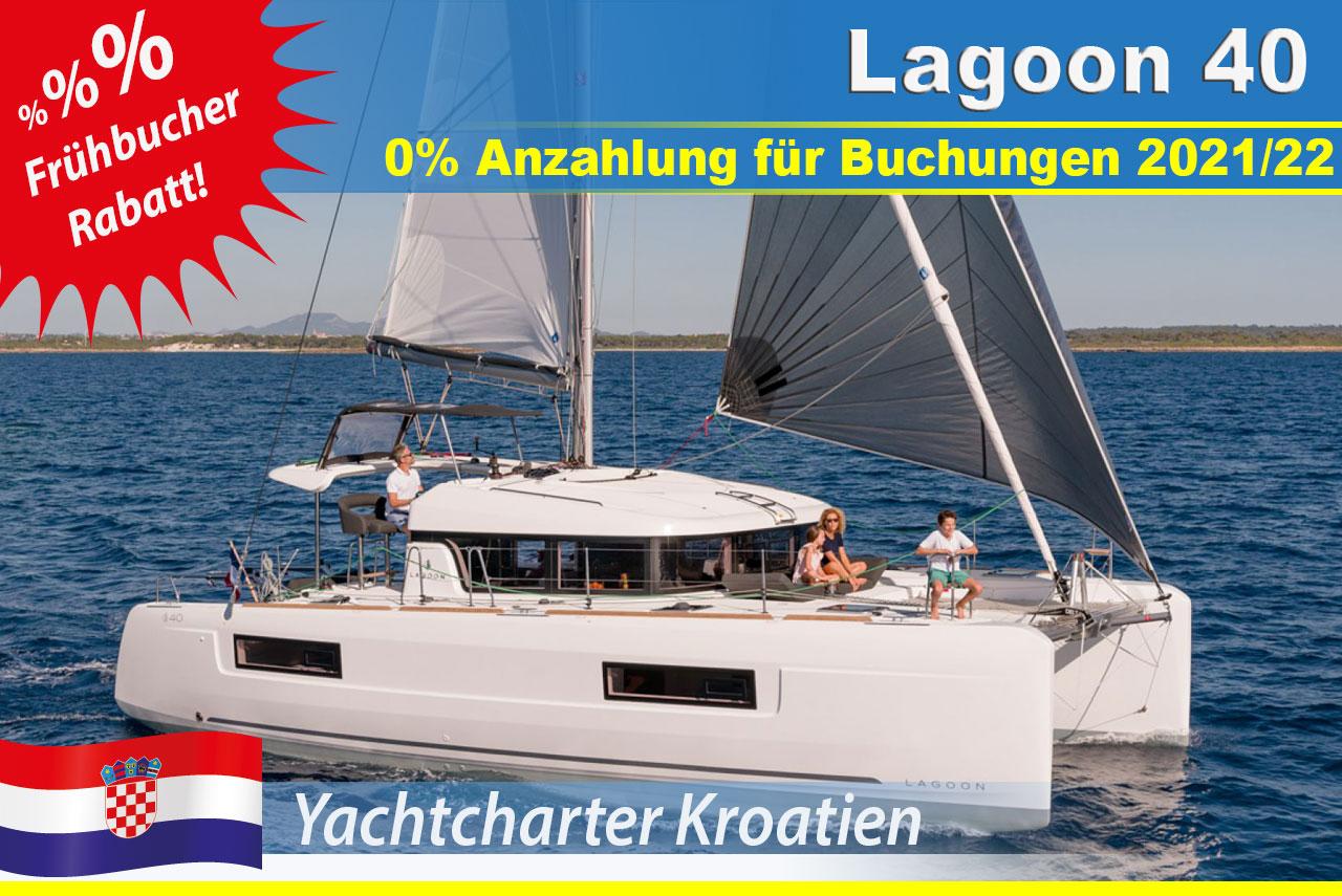 Zadar Frühbucher Lagoon 40