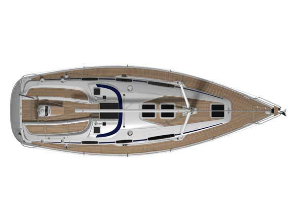 Bavaria 35 Cruiser Riss