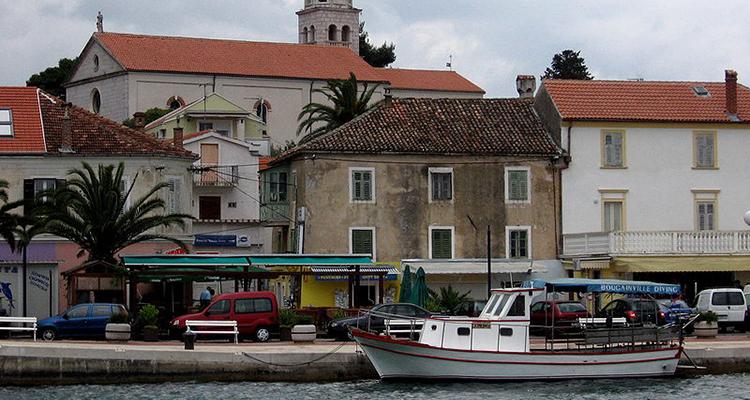 Biograd Kroatien