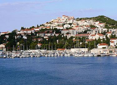 Yachthafen von Dubrovnik