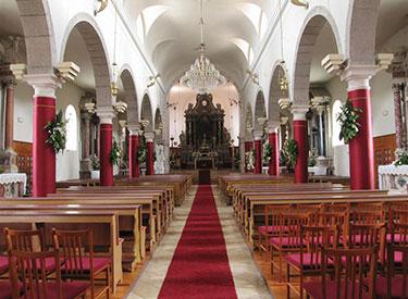 Ein Kirchenbesuch auf Mali Losinj