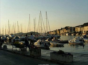 Mali Losinj Yachthafen