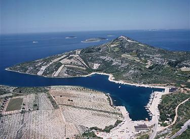 Küste von Primosten