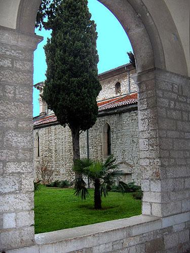 Pula Kulturdenkmal