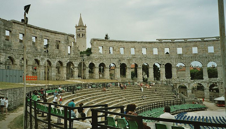 Pula Amphitheater