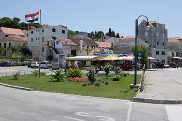 Rogoznica Hafen Kroatien
