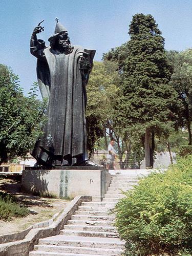 Split Statue / Denkmal